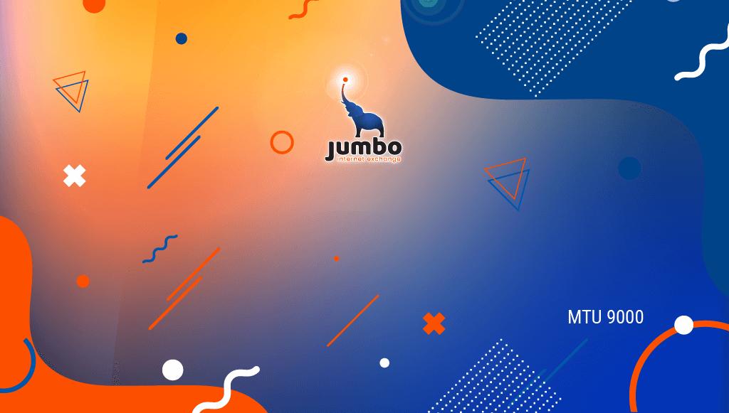 Intercambio de Internet Jumbo